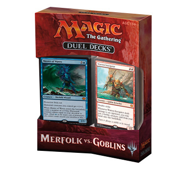 DUEL DECK MERFOLKS VS GOBLINS