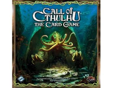 CALL OF CTHULHU THE CARD GAME