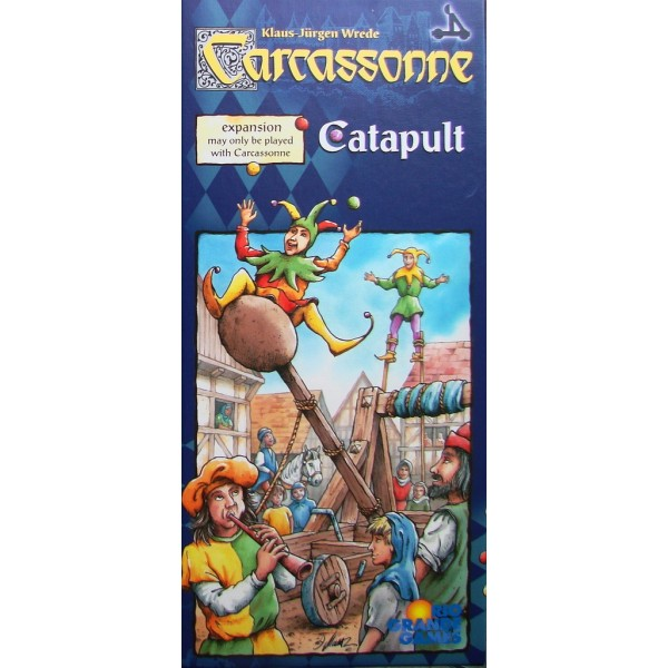 CARCASSONNE CATAPULT