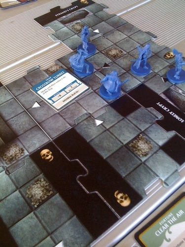 Dungeons and Dragons Castle Ravenloft