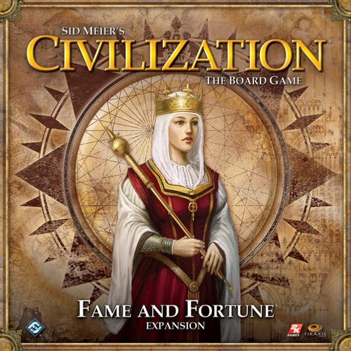 CIVILIZATION FAME AND FORTUNE EXPANSION