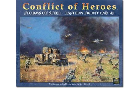 Conflict of Heroes storms of Steel