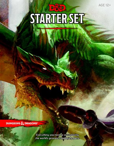 Dungeons and Dragons Fantasy RPG Starter Set