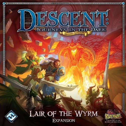 Descent Journeys in the Dark Lair of the Wyrm