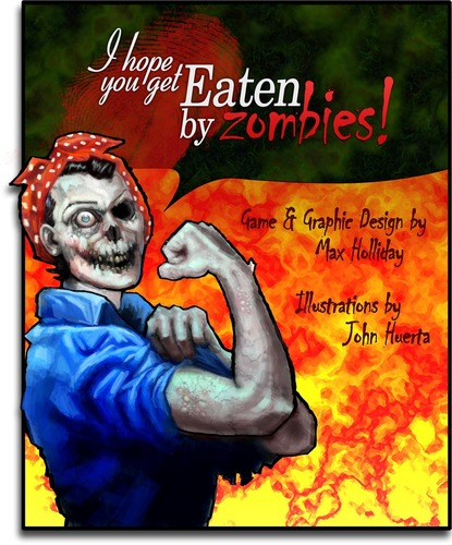 EATEN BY ZOMBIES