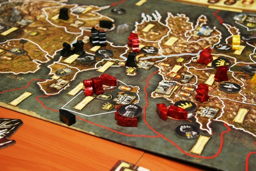 A GAME OF THRONES second edition