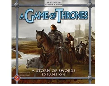 A GAME OF THRONES - A STORM OF SWORDS EXPANSION