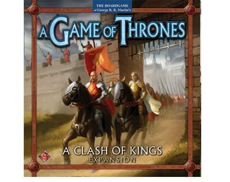 A GAME OF THRONES A CLASH OF KINGS