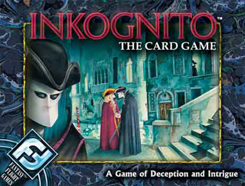 INKOGNITO THE CARD GAME