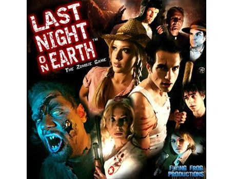 LAST NIGHT ON EARTH ZOMBIE GAME