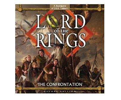 LORD OF THE RINGS CONFRONTATION DELUXE