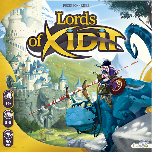 LORDS OF XIDIT