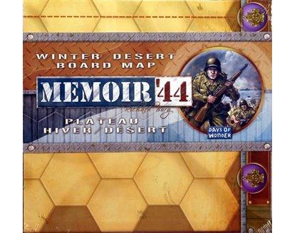 MEMOIR 44 WINTER DESERT BOARD