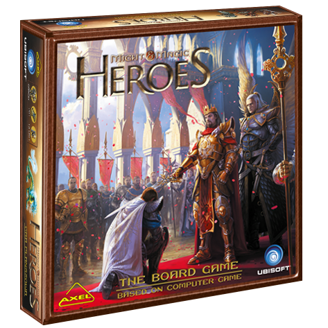 MIGHT AND MAGIC HEROES