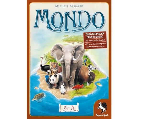 MONDO EXPANSION A