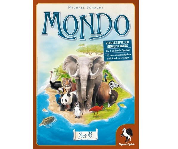 MONDO EXPANSION B