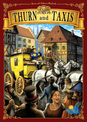THURN AND TAXIS