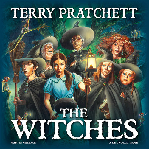 The Witches A Discworld Game