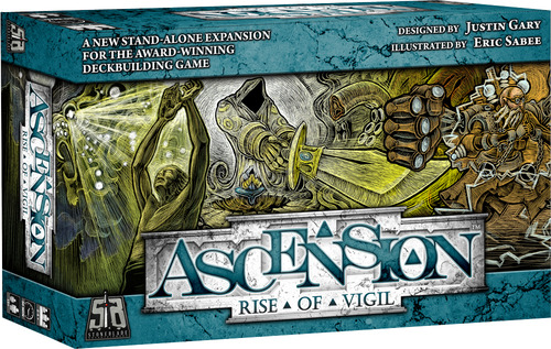 Ascension Rise of Vigil