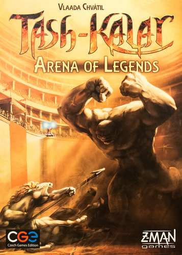 TASH KALAR ARENA OF LEGENDS