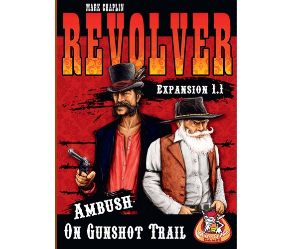 Revolver  Ambush on Gunshot Trail