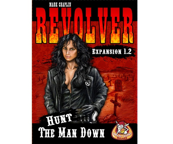 Revolver Hunt the Man Down