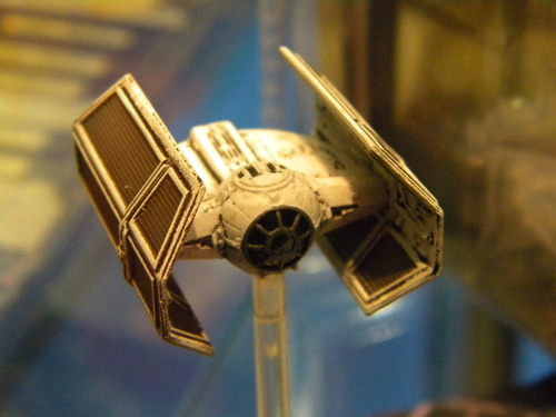 STAR WARS X-WING MINIATURE TIE ADVANCED EXPANSION